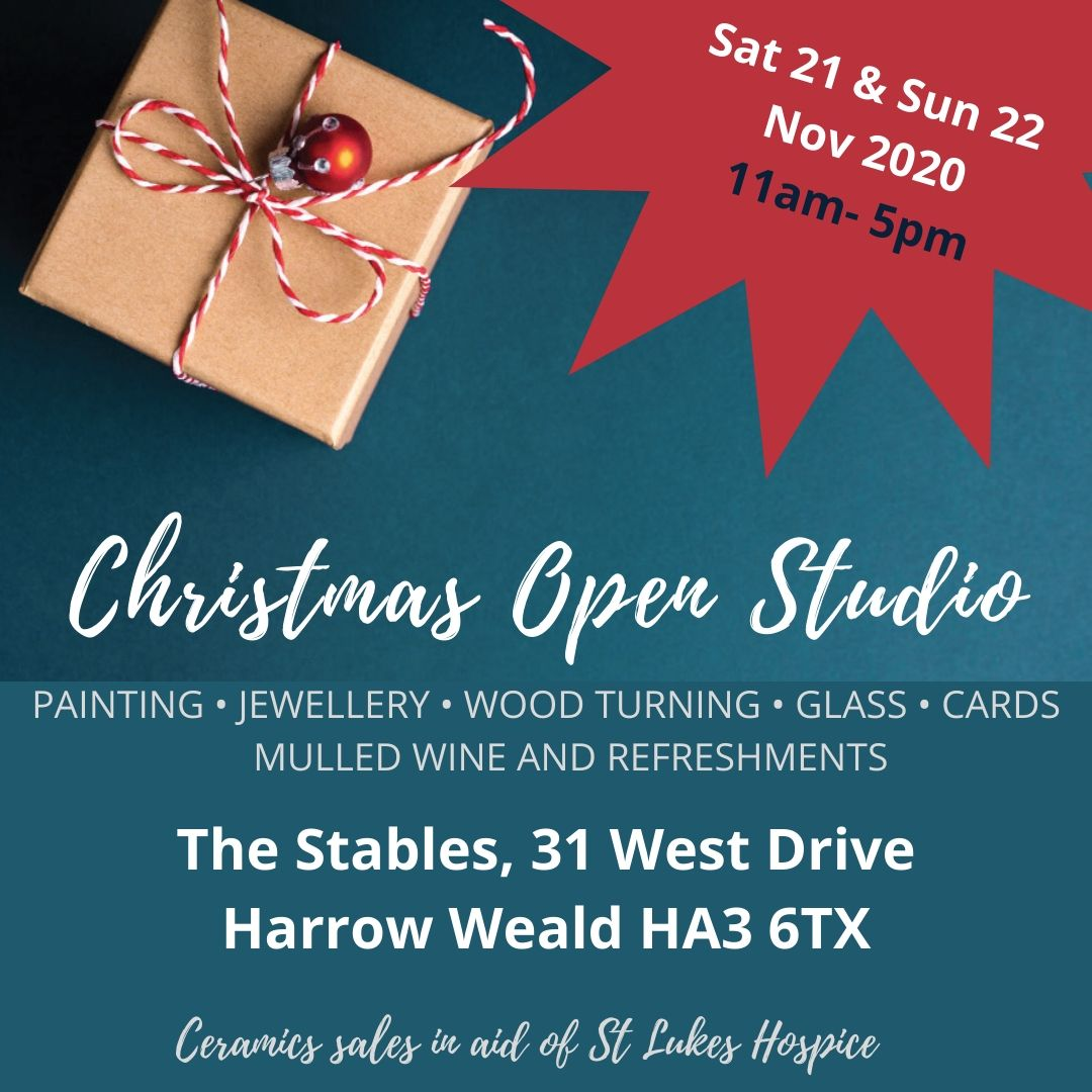 Christmas Open Studios @ The Stables