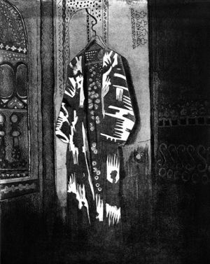 Ann_Burnham_Robe_on_a_Door